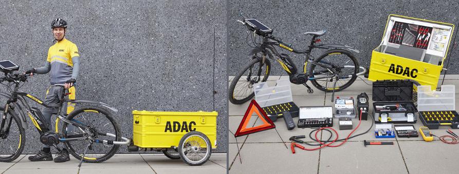 ADAC E-Bike Pannenhilfe
