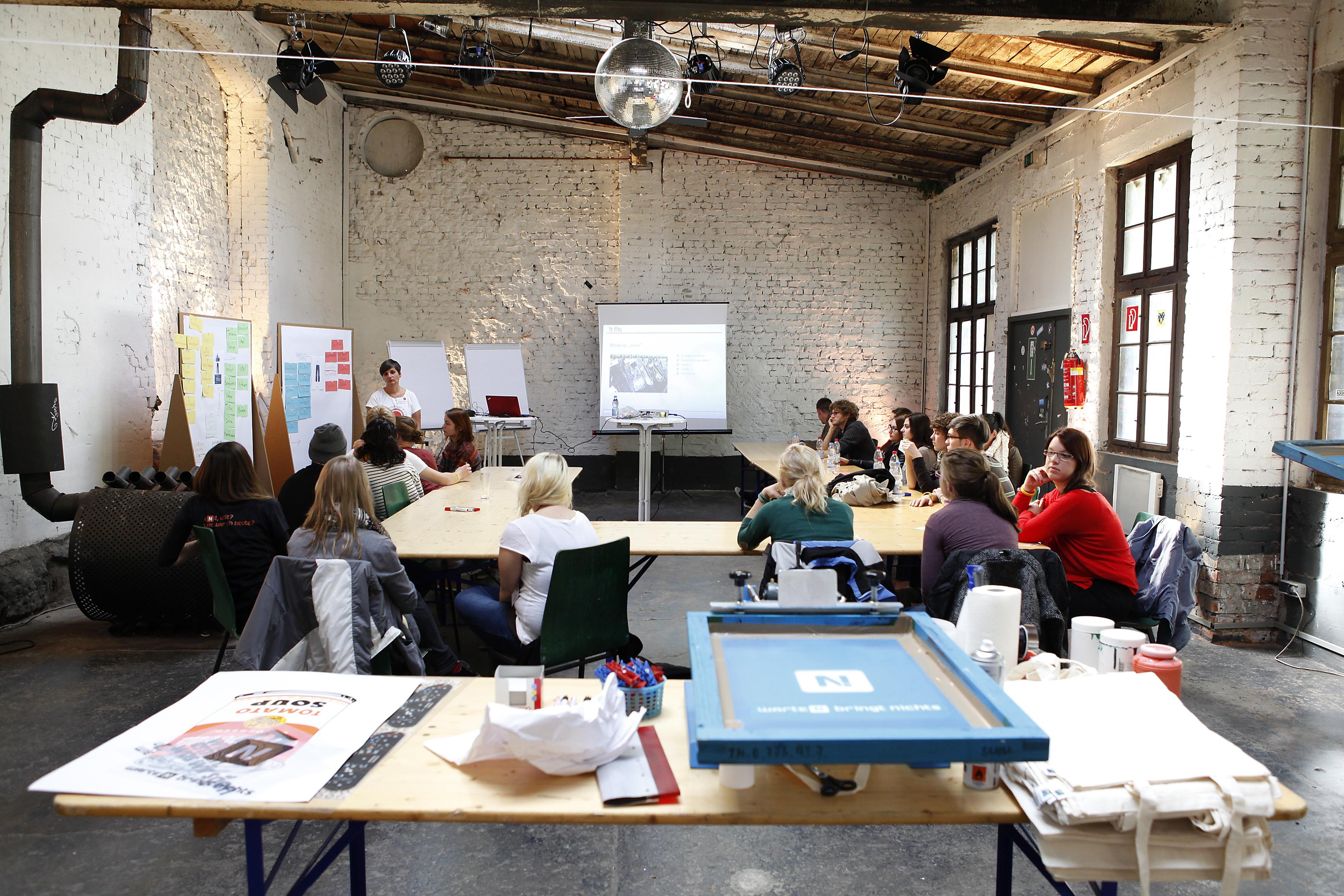 Workshop: Fairer Modekonsum