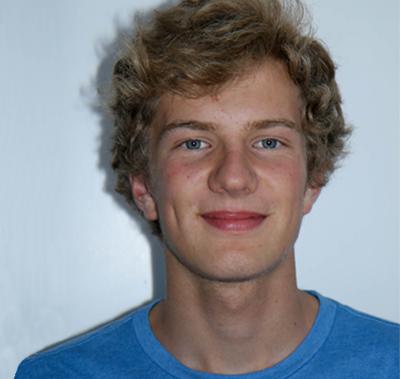 Jugendjury Mitglied Simon Ahlers
