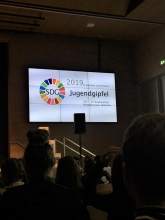 SDG Jugendgipfel 2019