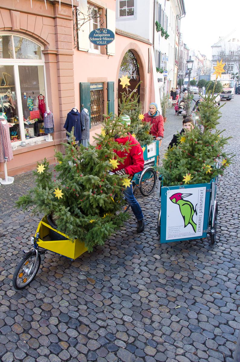 Adventsaktion 2016 Freiburg