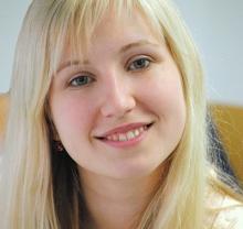 Jugendjury Mitglied Adalina Agejew