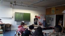 Theoretischer Unterricht der Jugendinitiative