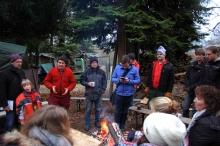 Waldweihnachtsfeier 2016