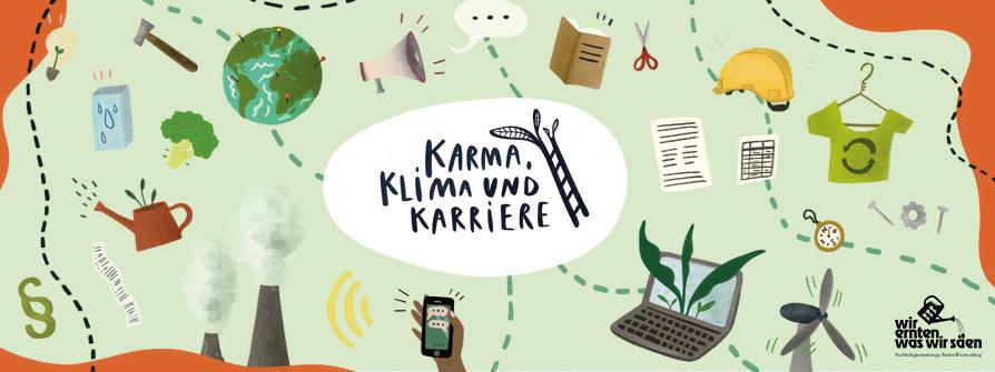 Karma, Klima, Karriere