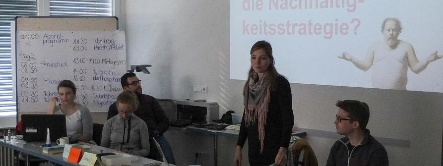 JI LSBR Workshop